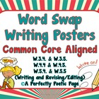 Synonyms Word Swap Common Core Posters