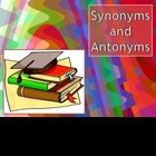 Synonyms and Antonyms Power Point lesson and Interactive Quiz