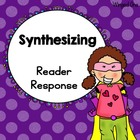 Synthesizing Reading Response Forms