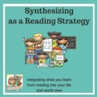 Synthesizing as a Reading Strategy, Power Point
