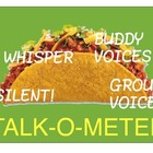 TALK-O-METER Fun Classroom Voice Management Tool