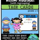 TASK CARDS: WINTER ADDITION WITH REGROUPING