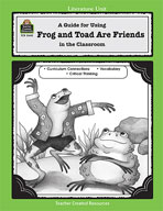 A Guide for Using Frog and Toad Are Friends in the Classro