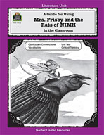 A Guide for Using Mrs. Frisby and the Rats of NIMH in the