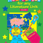 Activities for Any Literature Unit (Enhanced eBook)