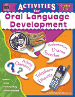 Activities for Oral Language Development