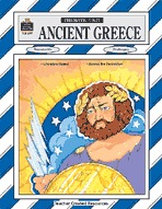 Ancient Greece Thematic Unit (Enhanced eBook)