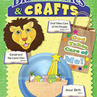 Bible Stories and Crafts (Enhanced eBook)
