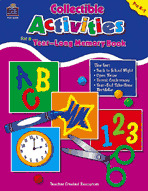 Collectible Activities for a Year-Long Memory Book (Enhanc