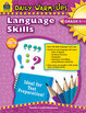 Daily Warm-Ups: Language Skills: Grade 5 (Enhanced eBook)