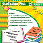 Daily Warm-Ups: Nonfiction Reading (Grades 4) [Enhanced eBook]