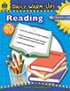 Daily Warm-Ups: Reading: Grade 2 (Enhanced eBook)