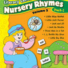 Full-Color Literacy Activities and Centers for Nursery Rhy