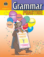 Grammar Practice for: Grades 5-6 (Enhanced eBook)