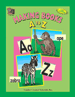 Making Books A to Z