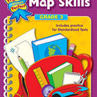 Map Skills: Grade 3 (Enhanced eBook)