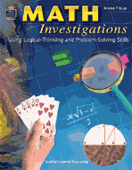 Math Investigations: Using Logical-Thinking and Problem-So