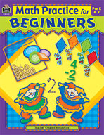 Math Practice for Beginners (Enhanced eBook)