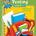 Math Testing Grade 2 (Enhanced eBook)