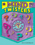 Mind Twisters: Grade 6 (Enhanced eBook)