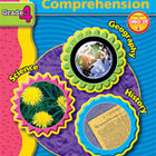 Nonfiction Reading Comprehension: Grade 4 (Enhanced eBook)