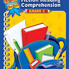 Nonfiction and Fiction Reading Comprehension Grade 5