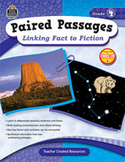 Paired Passages: Linking Fact to Fiction Grd 4