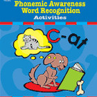 Phonics, Phonemic Awareness, and Word Recognition Activiti