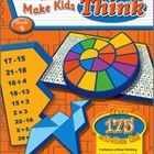Puzzles and Games that Make Kids Think: Grade 4 (Enhanced eBook)