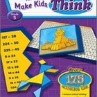Puzzles and Games that Make Kids Think Grd 5
