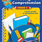 Reading Comprehension: Grade 3 (Enhanced eBook)