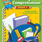 Reading Comprehension: Grade 4 (Enhanced eBook)