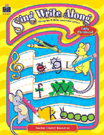 Sing Write Along (Enhanced eBook)