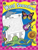 Start to Finish: Word Searches Grades 2-3 (Enhanced eBook)