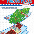 U.S. History Little Books: Famous Places (Enhanced eBook)