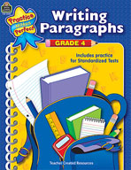 Writing Paragraphs: Grade 4 (Enhanced eBook)
