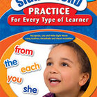 Sight Word Practice for Every Type of Learner (Grades K-1)