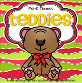 TEDDIES Pre-K Theme for a Day