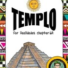 "TEMPLO: Spanish Review Game, ""Realidades"" Chapter 6A"