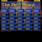 TGI Peril (A Jeopardy Style) Game