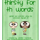 TH Consonant Digraph- Games and Activities