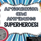 /TH/ and Attributes Superheros