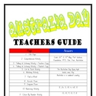 &quot;THEME BOOKS&quot; - LOWER PRIMARY!! Australia Day Workbook!!