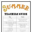 """THEME BOOKS"" - LOWER PRIMARY!! Summer Workbook!! AUS. ONLY"