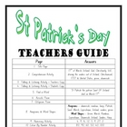 &quot;THEME BOOKS&quot; - MIDDLE PRIMARY!! St Patricks Day Workbook!!