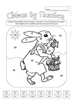 """THEME BOOKS"" - UPPER PRIMARY!! Easter Workbook!!"