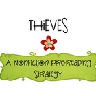 THIEVES (Nonfiction Pre-Reading Strategy)