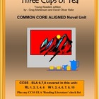 THREE CUPS OF TEA Young Readers Edition