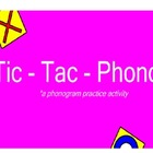 TIC TAC PHONO (phonograms)