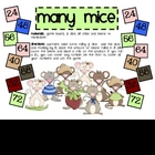 TImes Tables x8 - Many Mice